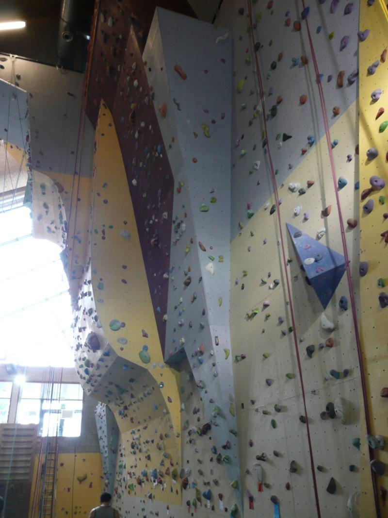 Salle d'escalade AREA Herstal Belgique P1020410