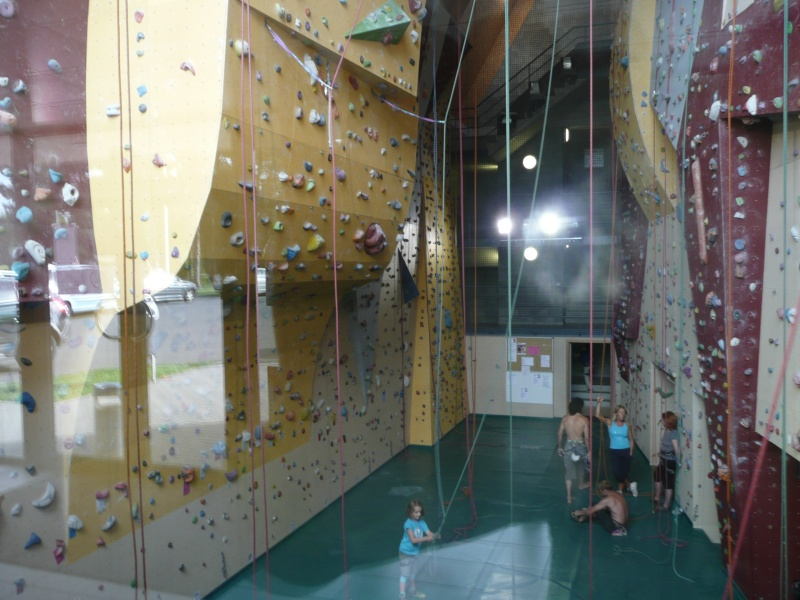 Salle d'escalade AREA Herstal Belgique P1020414