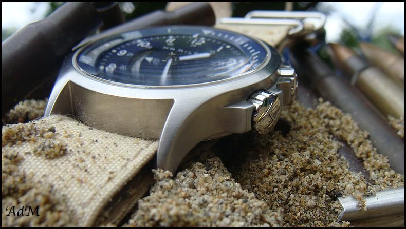 [Photos] Seiko Diver 100 & Hamilton Navy Khaki GMT Hamilt11