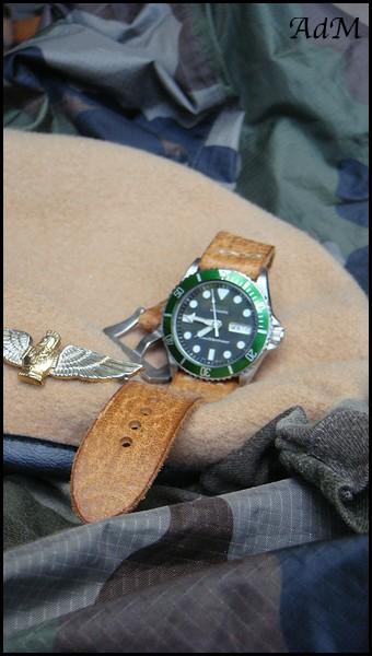 [Photos] Seiko Diver 100 & Hamilton Navy Khaki GMT Seiko117