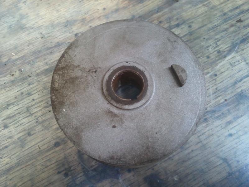 restauration dynamo John Deere 505 2011-020