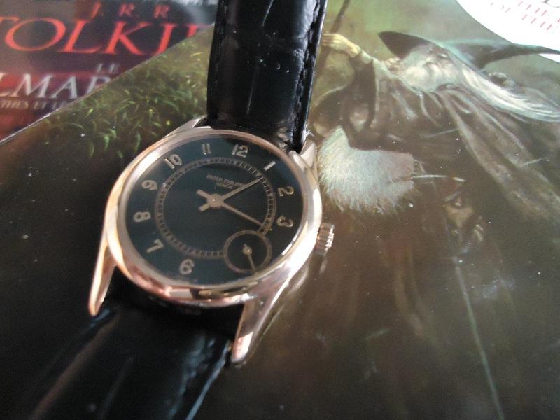 Vos plus belles montres habillées en or rose ou jaune - Page 5 Dsc00113