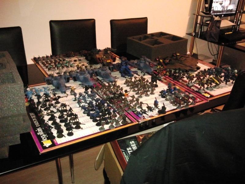Armée Tau 20120711
