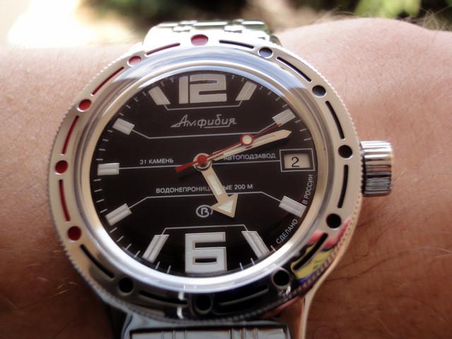 Vostok Amphibia 420370 Dsc06510