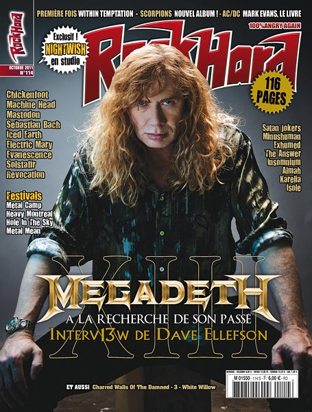 Rock Hard magazine 30319910