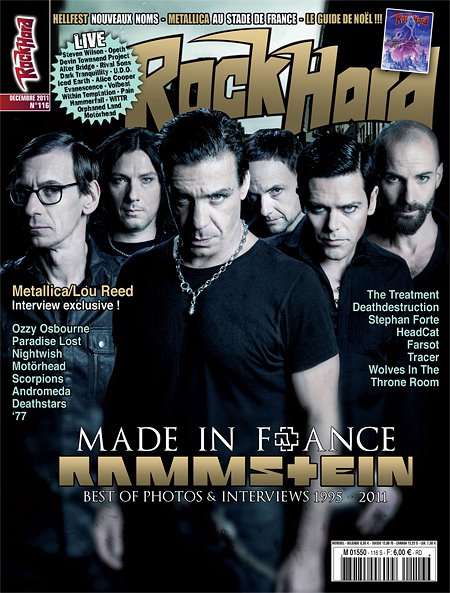 Rock Hard magazine 38164910
