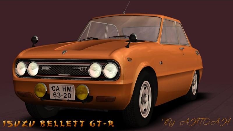 Isuzu Bellett GTR WIP Bellet10