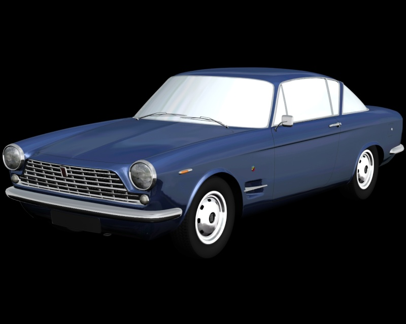 Fiat 2300s coupe WIP Fiat2312