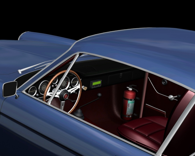 Fiat 2300s coupe WIP - Page 2 Fiat2319