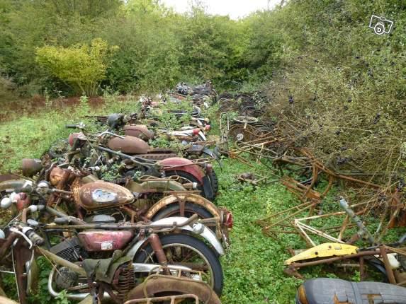 Cimetière moto a vendre 57773710
