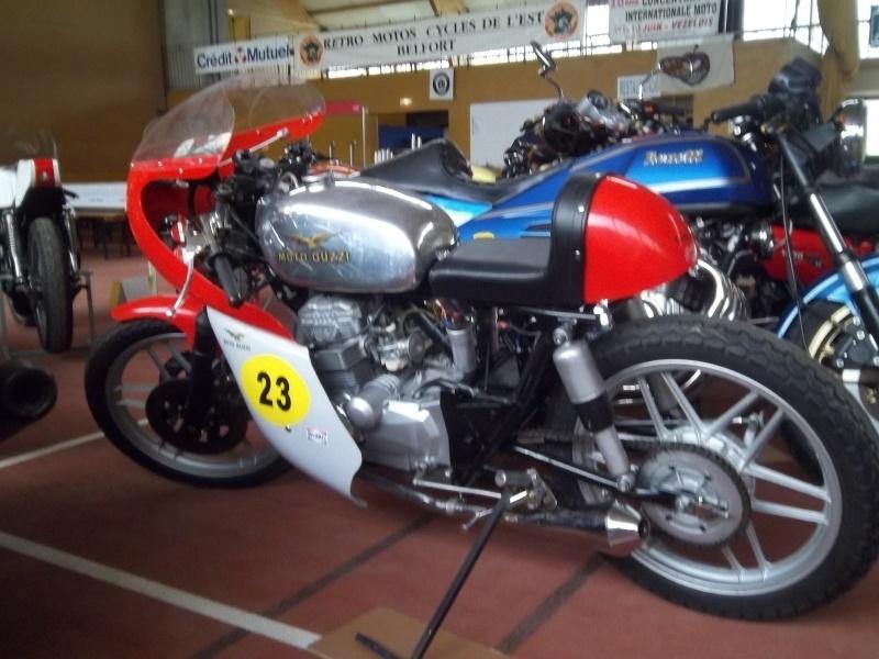 fête de la moto a morvillars 2012 Peintu84