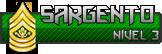 Sargento Nivel 3