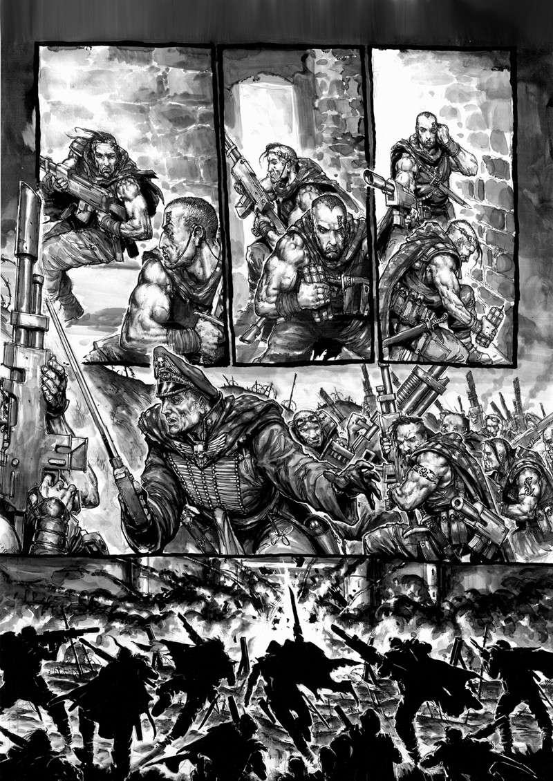 Warhammer 40K en Bande Dessinée (Non Black Library) Gaunt210