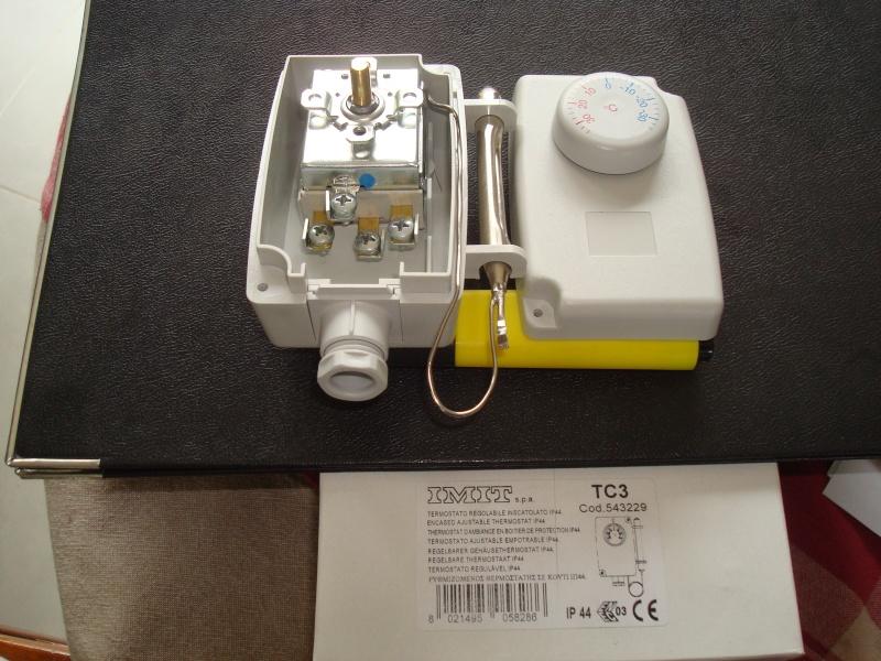 Branchement thermostat pour filtre Dsc05310