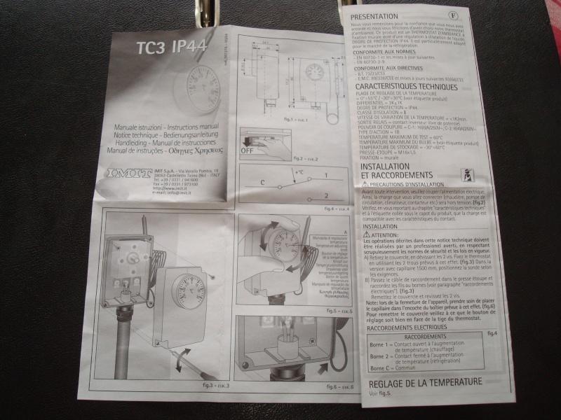 Branchement thermostat pour filtre Dsc05311