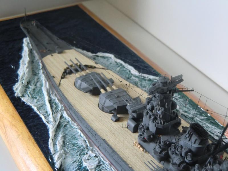 Pont en bois sur navires plastique 2510