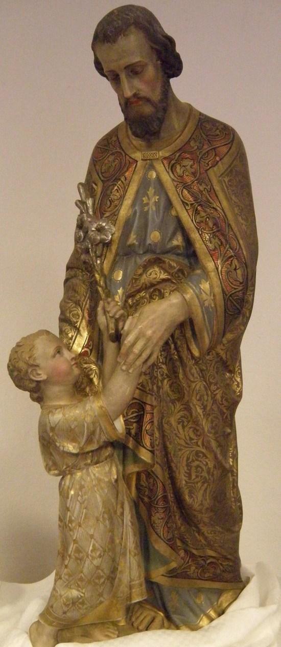 Saint Joseph artisan (1er mai 2012) Saint_10
