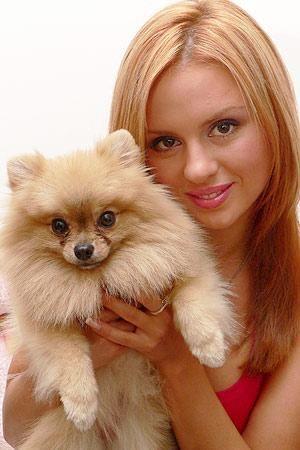 Знаменитости и собаки (фото). Post-410