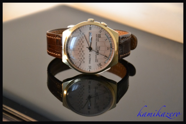 Raketa(s) perpetuel calendar  Raketa12