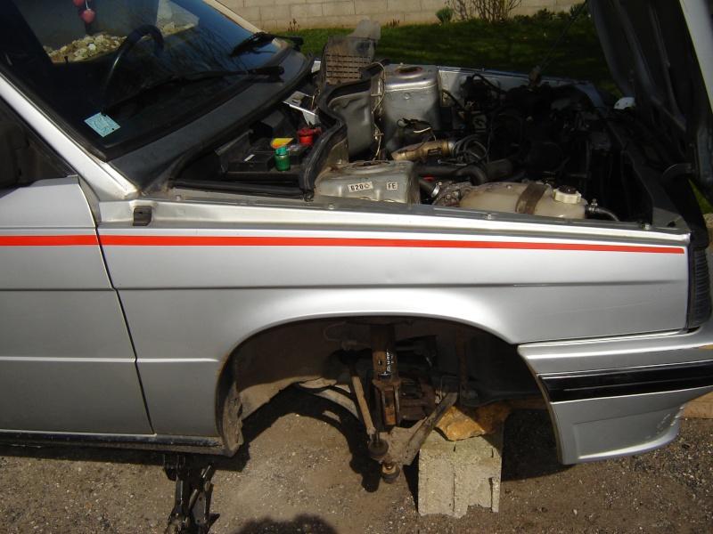 R9 Turbo 1986 de Guigui69.69 Demont10