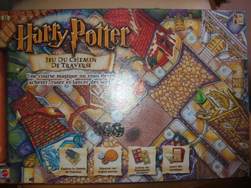 Jeux de Société Harry Potter Dscf0810