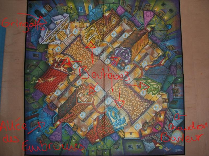 Jeux de Société Harry Potter Dscf0812
