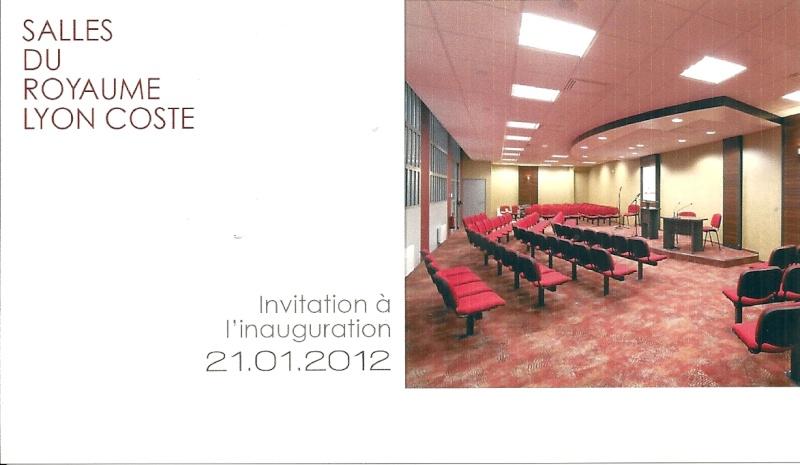 Inauguration d'une Salle du Royaume Numar163