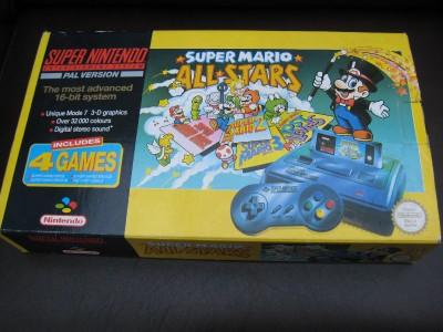 Packs Super Nintendo Mario all stars 53421510