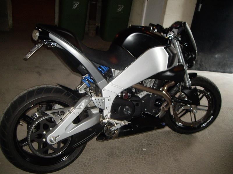 XB9SX BMF - XB12SX Blue carbon - M1 Tsunami Black carbon Imgp3814