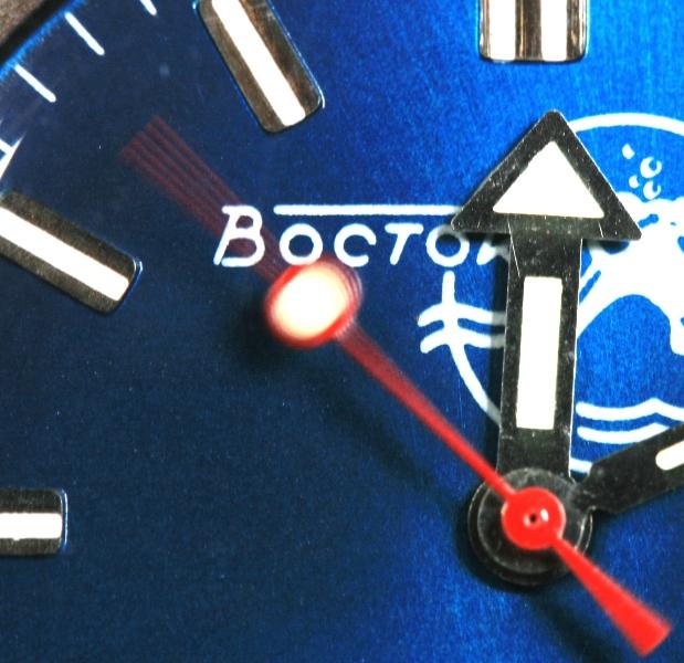 """Photos de secondes """"presque"""" glissantes ou les joies de l'automatique Vostok11"""