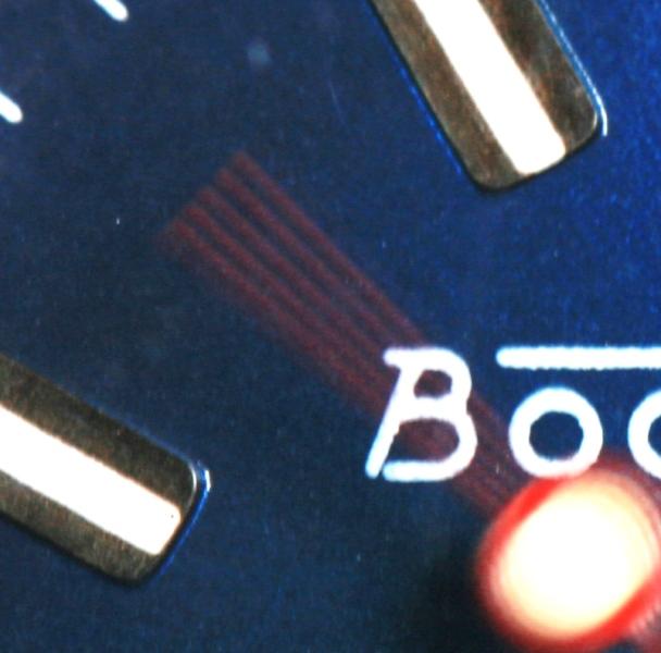 """Photos de secondes """"presque"""" glissantes ou les joies de l'automatique Vostok12"""