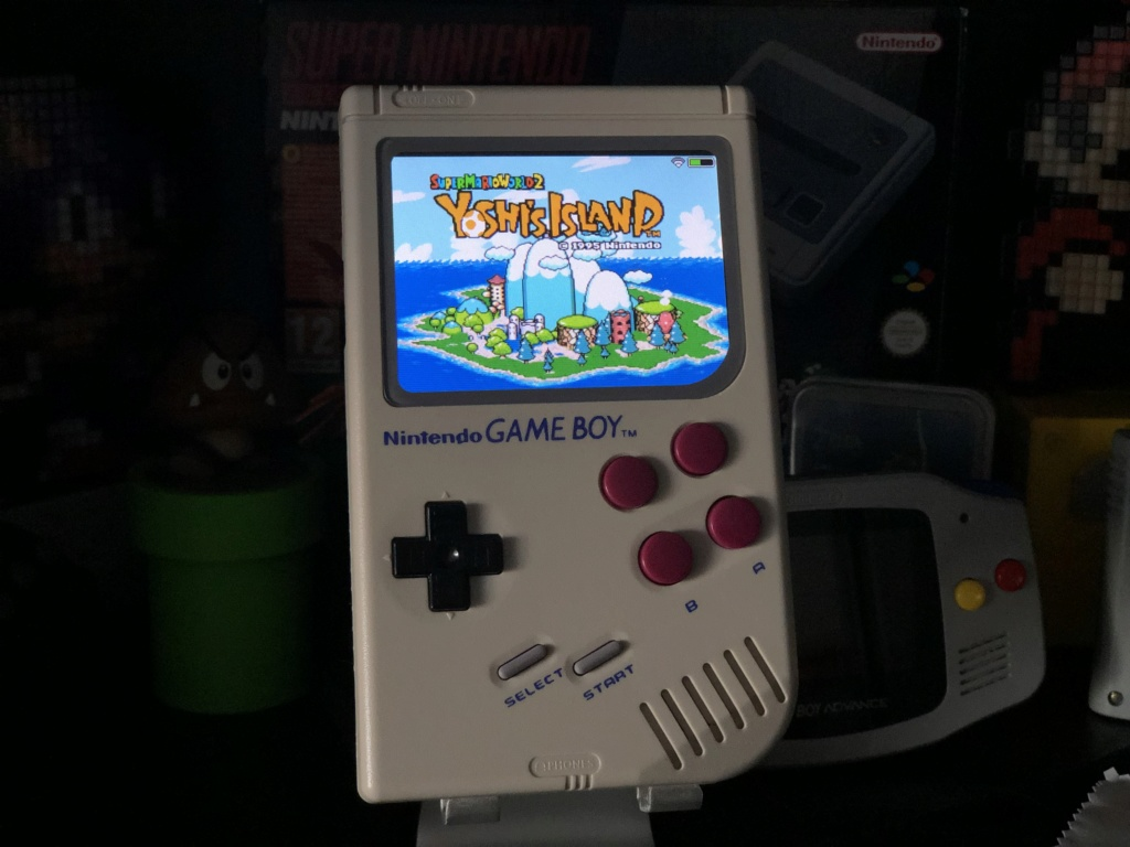 [VDS] Gameboy Pi Zéro Kite's Super AIO 020b2110