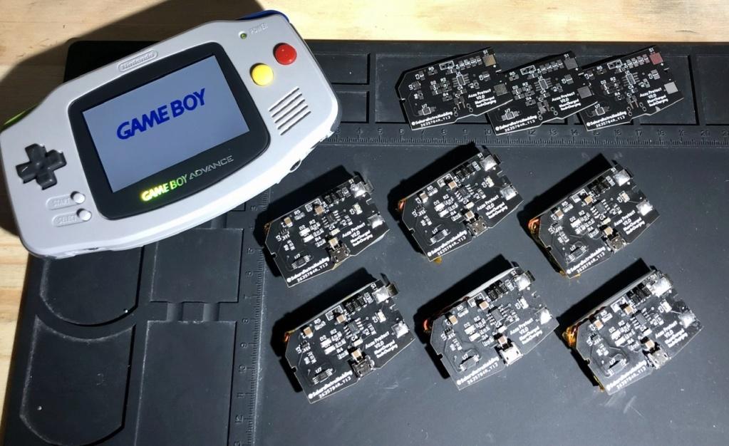 Premier Prototype Batterie GBA Fonctionnelle - Page 2 0719a410