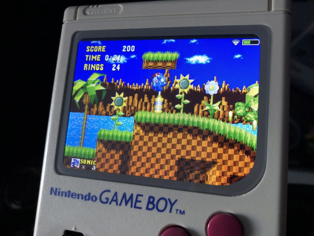 [VDS] Gameboy Pi Zéro Kite's Super AIO 23bca010