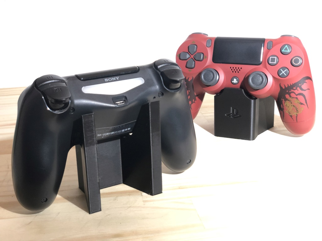 [VDS] Support 3D pour manette Ps4!  30be6510