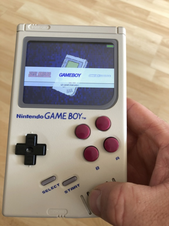 [VDS] Gameboy Pi Zéro Kite's Super AIO 6017e410