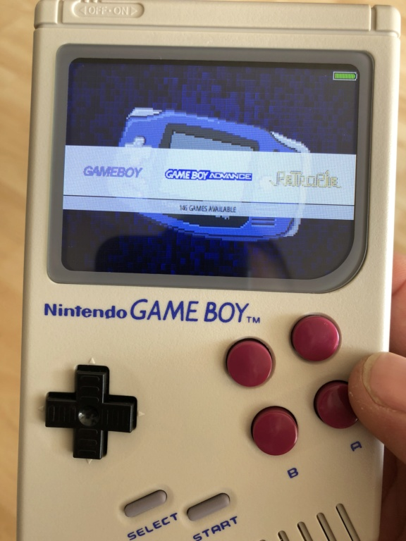 [VDS] Gameboy Pi Zéro Kite's Super AIO 6ac19b10