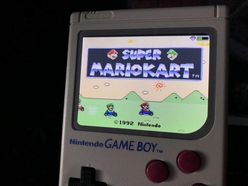 [VDS] Gameboy Pi Zéro Kite's Super AIO 7ad0d010