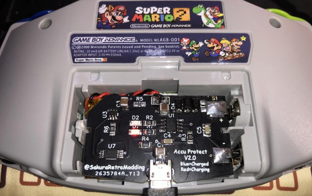 Premier Prototype Batterie GBA Fonctionnelle - Page 2 Ba77bd10