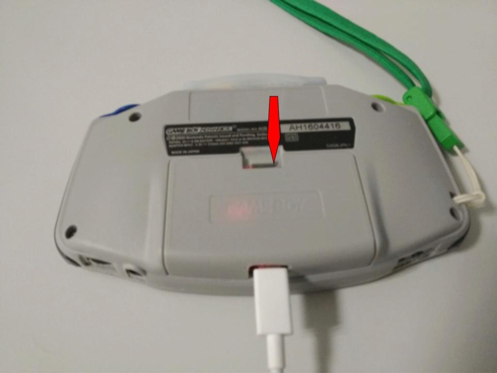 [VENDU] Batterie Lithium 1200mah rechargeable pour GameBoy Advance   - Page 2 Untitl11