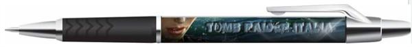 Come avere l'esclusiva penna di Tomb Raider Italia, personalizzata! Penna10