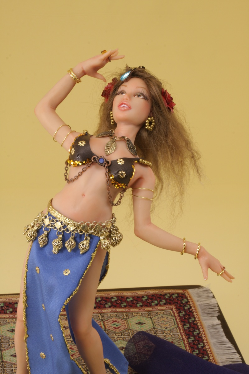Dancing Salomè inspired Tribal Fusion - nuove foto Img_5212