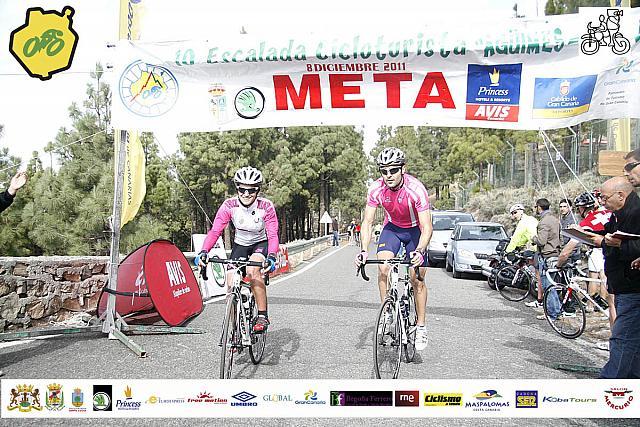 ESCALADA AL PICO DE LAS NIEVES Pico2021