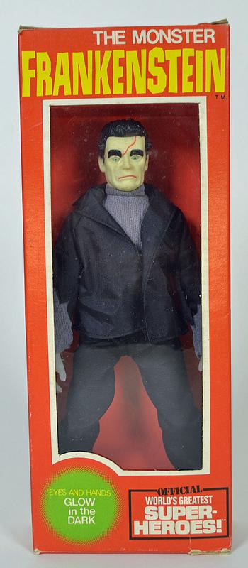 SCHEDA DI:Frankenstein mego 135