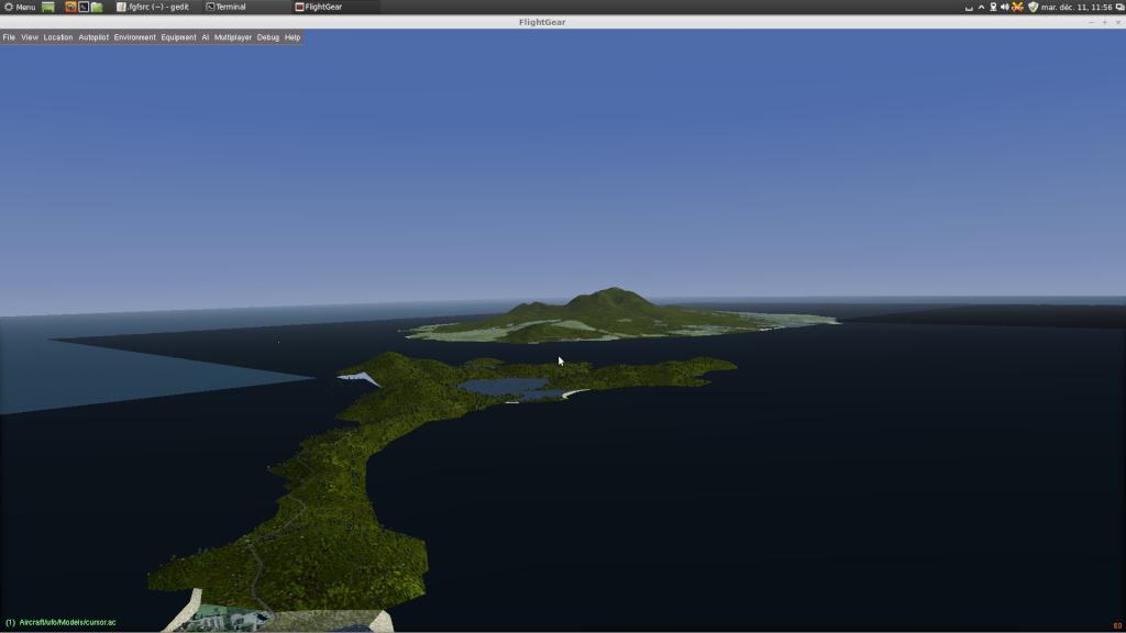 [Scenery] Les Antilles N/E avec apt850 et routes OSM Captur31