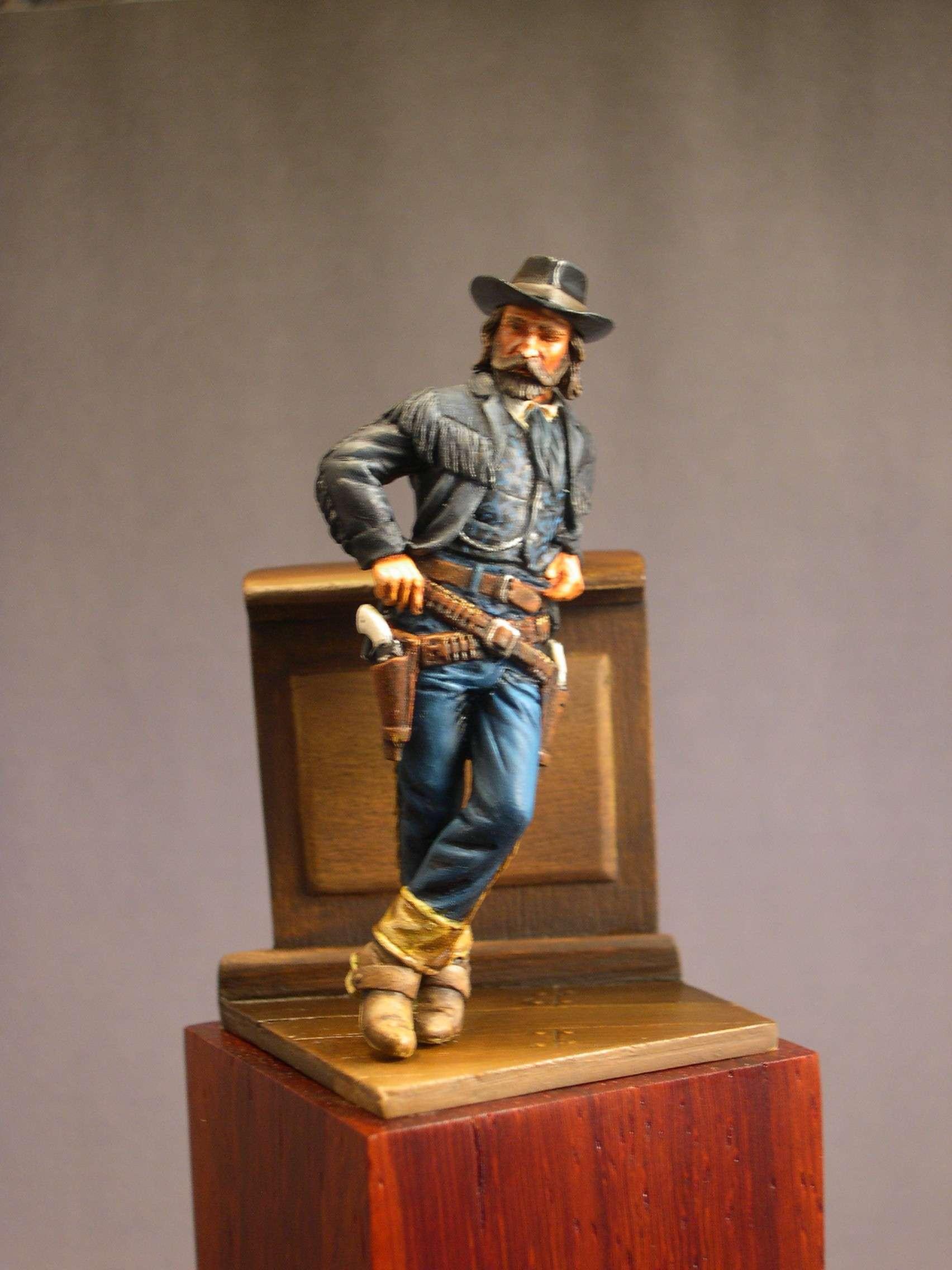 cowboy au saloon de PEGASO Dscn4010