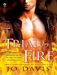 Les combattants du feu - Tome 3 : Flamme secrète de Jo Davis 5485110