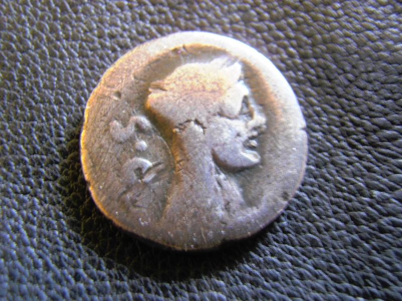 Denier de la République Romaine P. SULPICIVS GALBA 69 av. J.-C.  P5140010