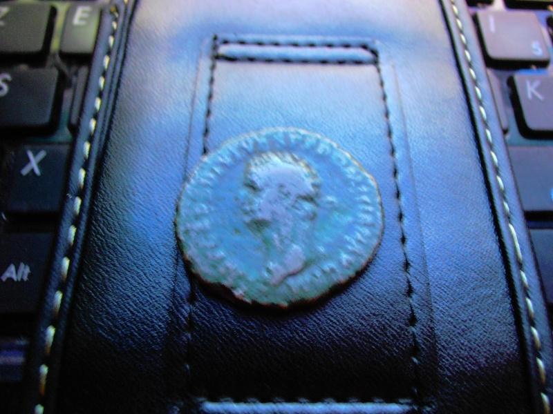 titus flavius domitianus, monnaie a determiner P8280014