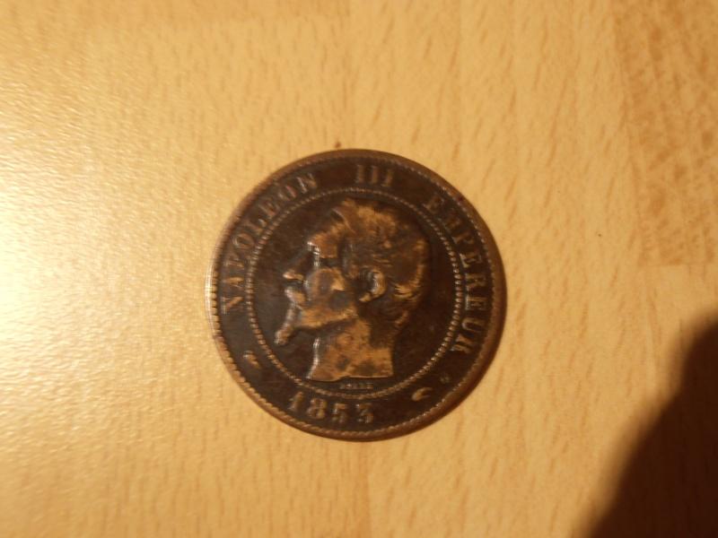 napoleon III 10 centimes transformé Pa200010